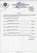 Result of Masters level various programs 2020 (2077)