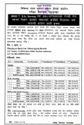 Notice of Admission for NAIHS Reservation Seats 2076